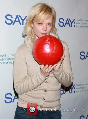 Emily Bergl - A variety of stars were photographed as they attended the Third Annual SAY all-star bowling benefit which...