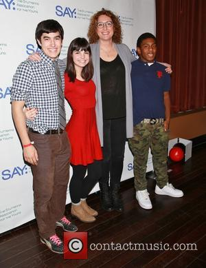 Judy Gold and Say Kids