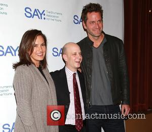 Mariska Hargitay, Taro Alexander and Peter Hermann