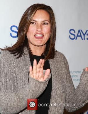 Mariska Hargitay - A variety of stars were photographed as they attended the Third Annual SAY all-star bowling benefit which...