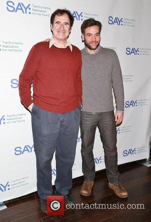 Richard Kind and Josh Radnor