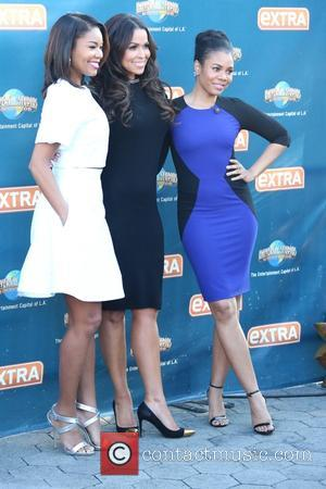 Gabrielle Union, Regina Hall and Tracey Edmonds