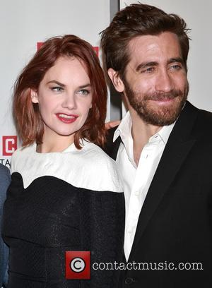 Ruth Wilson and Jake Gyllenhaal - Shots of a host of stars as they arrived for the Opening night after...