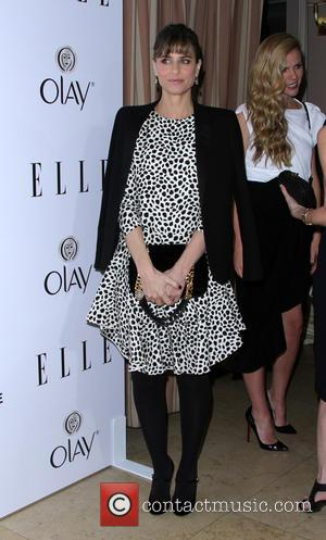 Amanda Peet - A host of female stars were snapped as they took to the red carpet at the Elle...