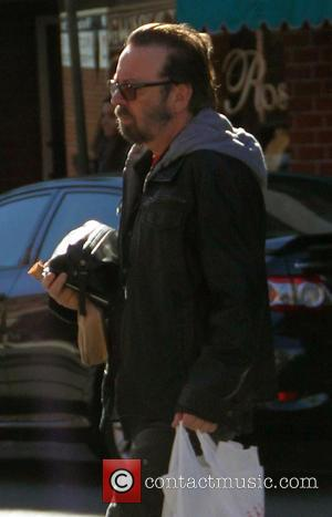 Dave Stewart - Eurythmics musician, Dave Stewart goes shopping in Beverly Hills - Los Angeles, California, United States - Wednesday...