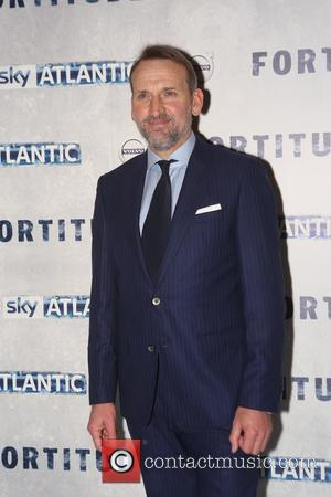 Christopher Eccleston - Sky Atlantic's 'Fortitude' - Premiere - Arrivals - London, United Kingdom - Wednesday 14th January 2015