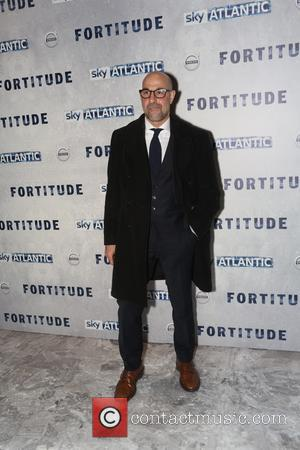 Stanley Tucci - Sky Atlantic's 'Fortitude' - Premiere - Arrivals - London, United Kingdom - Wednesday 14th January 2015