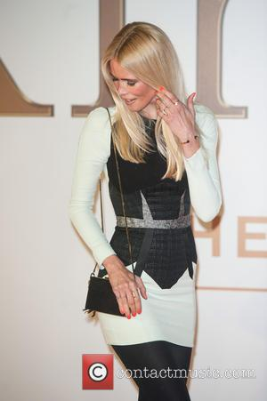 Claudia Schiffer - 'Kingsman: The Secret Service' UK film premiere held at the Odeon Leicester Square - Arrivals. at Odeon...