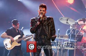 Adam Lambert and Roger Taylor