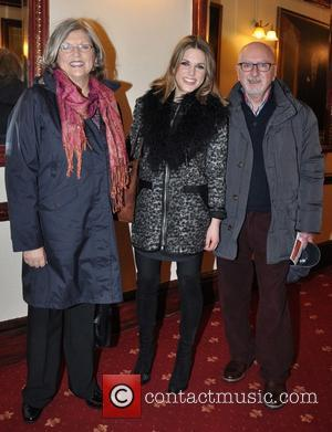 Amy Huberman, Sandra Huberman and Harold Huberman