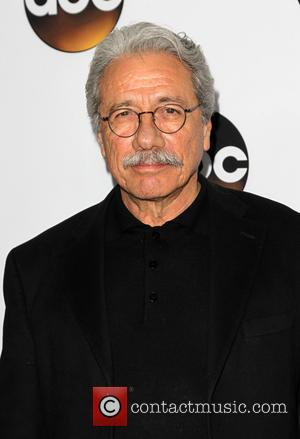 Edward James Olmos - A host of stars turned out for the Disney ABC Television Critics Aassociation Winter Press Tour...