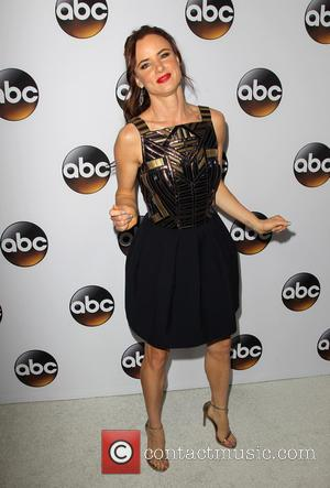 Juliette Lewis - A host of stars turned out for the Disney ABC Television Critics Aassociation Winter Press Tour which...