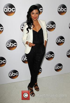 Karen David - A host of stars turned out for the Disney ABC Television Critics Aassociation Winter Press Tour which...