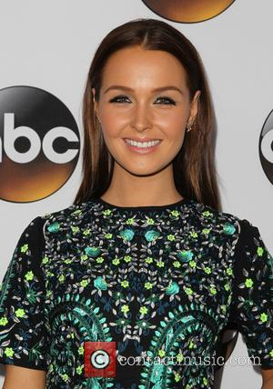 Camilla Luddington - Disney & ABC Television Group's TCA Winter Press Tour - Arrivals at The Langham Huntington Hotel and...