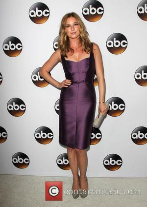 Emily VanCamp - Disney & ABC Television Group's TCA Winter Press Tour - Arrivals at The Langham Huntington Hotel and...