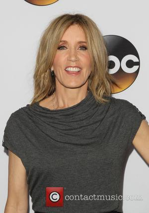 Felicity Huffman - Disney & ABC Television Group's TCA Winter Press Tour - Arrivals at The Langham Huntington Hotel and...