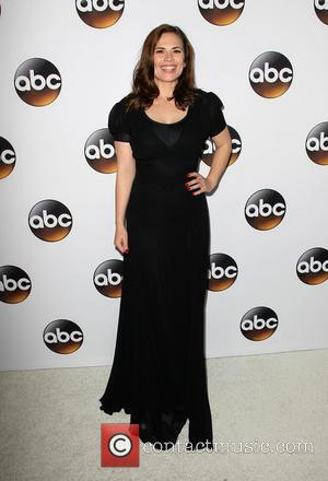 Hayley Atwell - Disney & ABC Television Group's TCA Winter Press Tour - Arrivals at The Langham Huntington Hotel and...