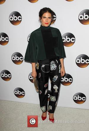 Karla Souza - Disney & ABC Television Group's TCA Winter Press Tour - Arrivals at The Langham Huntington Hotel and...