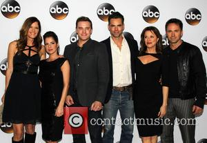 Michelle Stafford, Billy Miller, Jason Thompson, William Devry, Kelly Monoco and Nancy Lee Grahn