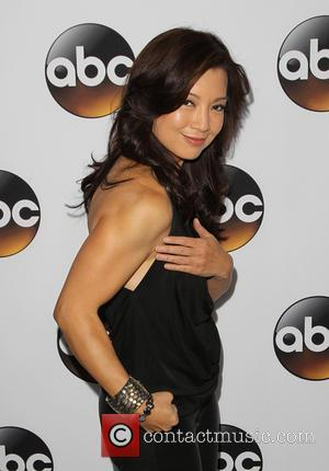 Ming-Na Wen - Disney & ABC Television Group's TCA Winter Press Tour - Arrivals at The Langham Huntington Hotel and...
