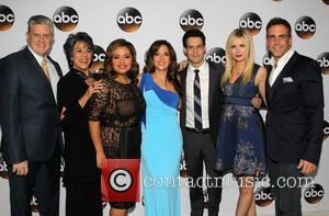 Sam Mcmurray, Terry Hoyos, Cristela Alonzo, Maria Canals Barrera, Carlos Ponce, Justine Lupe and Andrew Harrison Leeds
