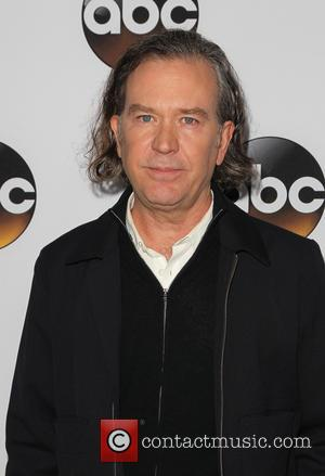 Timothy Hutton - Disney & ABC Television Group's TCA Winter Press Tour - Arrivals at The Langham Huntington Hotel and...