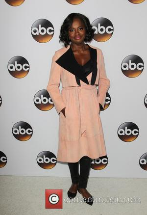 Viola Davis - Disney & ABC Television Group's TCA Winter Press Tour - Arrivals at The Langham Huntington Hotel and...