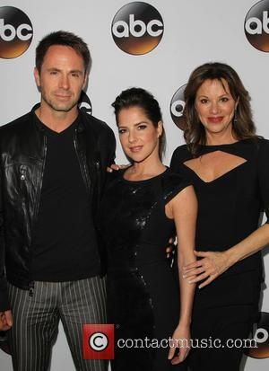 William Devry, Kelly Monoco and Nancy Lee Grahn