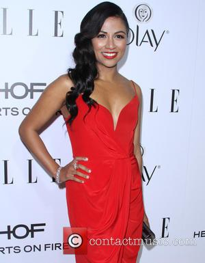 Karen David - Elle Women in TV Event held at Sunset Tower Hotel at Sunset Tower Hotel - Los Angeles,...