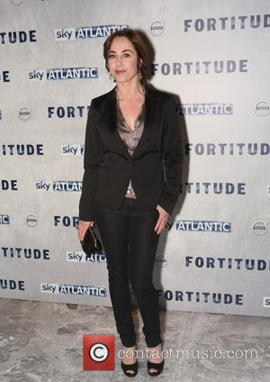 Sofie Grabol - Sky Atlantic's 'Fortitude' premiere - Arrivals - London, United Kingdom - Wednesday 14th January 2015