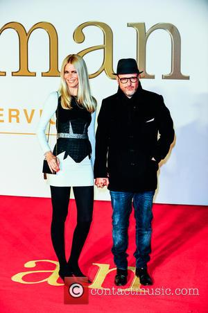 Claudia Schiffer - 'Kingsman: The Secret Service' U.K. Premiere held at the Odeon Leicester Square - Arrivals at Leicester Square,...