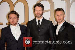 Gary Barlow And Mark Owen Nearly Missed Howard Donald's Wedding