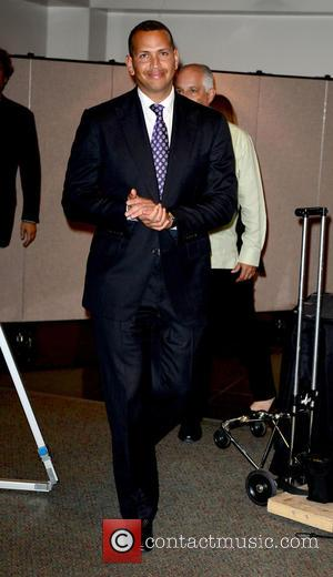Alex Rodriguez - Mike Fernandez is joined by NBA legend Magic Johnson at a presentation for his book 'Humbled by...