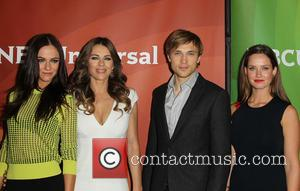 Alexandra Park, Elizabeth Hurley, William Moseley and Merritt Patterson