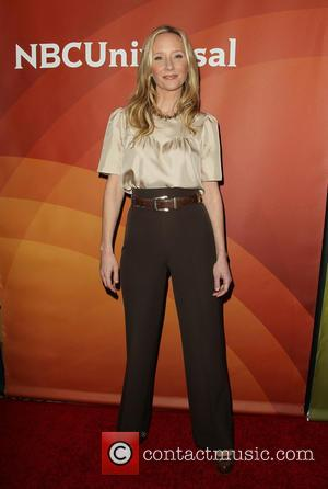 Anne Heche - A host of stars were snapped as they arrived for the first day of the NBC Universal...