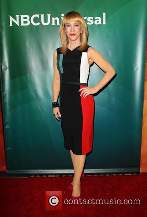 Kathy Griffin - 2015 NBCUNIVERSAL PRESS TOUR at The Langham Huntington Hotel - Pasadena, California, United States - Thursday 15th...
