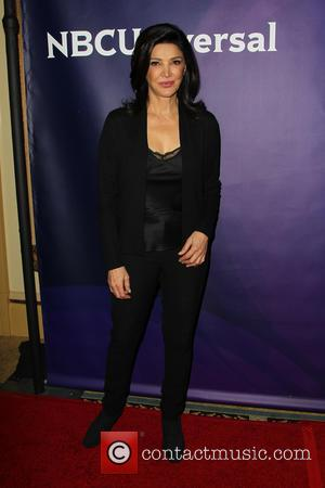 Shohreh Aghdashloo - A host of stars were snapped as they arrived for the first day of the NBC Universal...