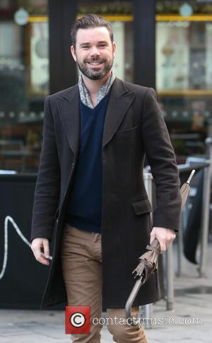 Dave Berry - Dave Berry leaves Capital radio after the breakfast show - London, United Kingdom - Thursday 15th January...