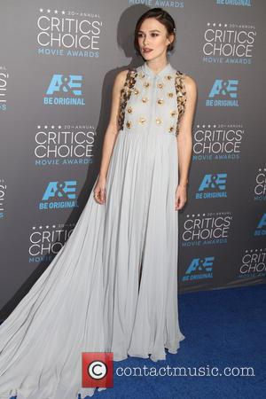 Keira Knightley - A host of stars were snapped as they attended the 20th Annual Critics' Choice Movie Awards which...