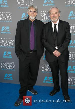 Trevor Albert and James Keach