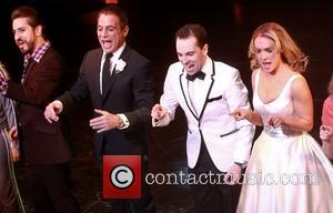 Matthew Saldivar, Tony Danza, Rob Mcclure and Brynn O'malley