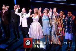 Matthew Saldivar, Tony Danza, Rob Mcclure, Brynn O'malley, Nancy Opel, David Josefsberg, Catherine Ricafort and Raymond J. Lee