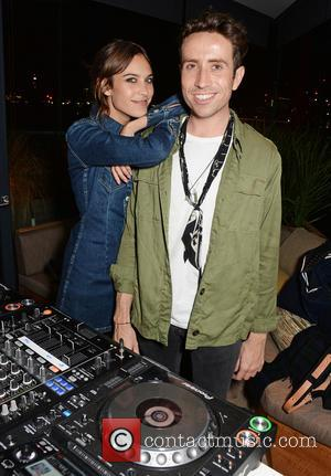 Alexa Chung and Nick Grimshaw - Alexa Chung hosts and intimate party to celebrate the global launch of the 'Alexa...