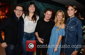 Erdem Moralioglu, Daisy Lowe, Christopher Kane, Martha Ward and Alexa Chung