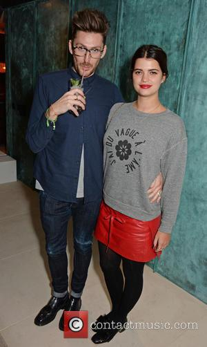 Henry Holland and Pixie Geldof