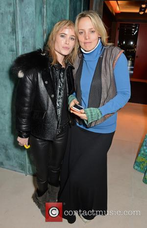 Julia Hobbs and Bay Garnett - Alexa Chung hosts and intimate party to celebrate the global launch of the 'Alexa...