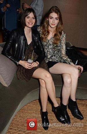 Sam Rollinson and Eve Delf - Alexa Chung hosts and intimate party to celebrate the global launch of the 'Alexa...