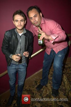 Zedd - PatsLegacy.com throws a star-studded surprise birthday bash for Skrillex at the Million Dollar Theater at Million Dollar Theater...