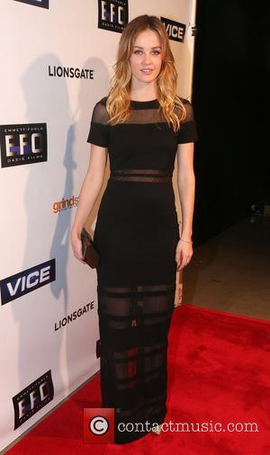 Ambyr Childers - Premiere screening of 'Vice' held at TCL Chinese Theatre - Arrivals at TCL Chinese Theatre - Los...