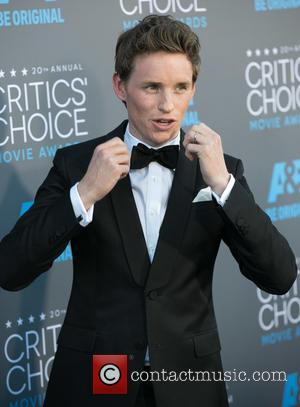 Eddie Redmayne Learning To Walk In High Heels For New Role